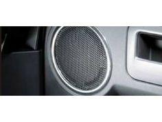 [NEW] JDM Mitsubishi DELICA D:5 CV Chrome Style Speaker Ring Genuine OEM - MITSUBISHI - Car Parts