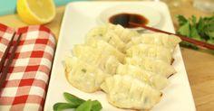 Recette - Gyozas, les raviolis japonais faits maison en pas à pas