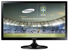 "TV LED 21,5"" Samsung T22C310 Full HD 1080p - MAGAZINE DUFROM com esta super oferta. Confira na nossa loja www.magazinevoce.com.br/magazinedufrom"