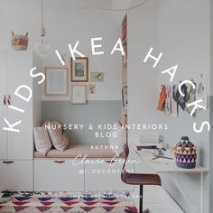 Blog Ikea Kids, Ikea Hack Kids Bedroom, Ivar Ikea Hack, Ikea Hacks, Bedroom Cupboards, Playroom Storage, Best Ikea, Kids Decor, Home Decor