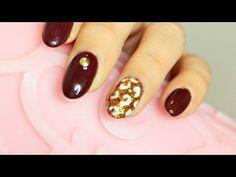 Manutenção de Unhas de Gel ♡ UV Gel Nails - YouTube