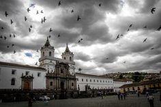 Descubriendo los destinos turísticos más visitados de Ecuador. 2- Teleférico y Centro Histórico de Quito