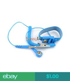 Cable Electrostatic Bracelet Wired Wrist Strap Wired Metal Esd Wrist Strap Antistatic Wrist Strap Back To Search Resultshome