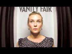 Diane Kruger, Star of The Bridge, is the Celebrity Interview Guest on @VFHollywood with Krista Smith