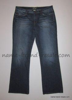 LUCKY BRAND Stark Sweet N Low Jeans Womens 14 32 Reg Inseam Boot Bootcut #LuckyBrand #StarkSweetNLow