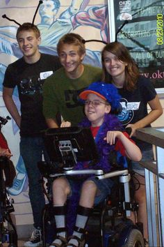 Drama Camp with Original Kids Theatre for children that use Augmentative Communication devices.
