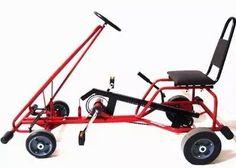 pedal kart quadriciclo infantil altmayer al-35