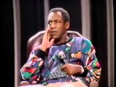 Bill Cosby: 49 Bill Cosby - 49 (William H.) At age Bill Cosby shares the humor of achieving middle age in a live performance recorded exclusively for home video Funny Comedians, Stand Up Comedians, Stand Up Comedy Videos, Comedian Videos, Bill Cosby, People Laughing, Cute Gif, Man Humor, Funny Photos