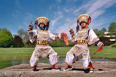 The Chankas Scissors Dancers. From Peru to Westchester, NY.