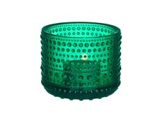 #iittala #KASTEHELMI Teelichthalter smaragd 6,4 cm
