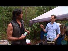 Nightline behind the scenes: The Walking Dead season 5