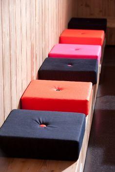 Hostels in Berlin Mitte | Book Berlin Hostel | Generator Hostels #seating