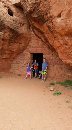 Pioneer Park is nature's playground! A pioneer cave, slot canyon and tons of room to run. This is a must when visiting St. Vacation Places, Places To Travel, Need A Vacation, Vacation Spots, Vacations, St George Utah, Saint George, Trip To Grand Canyon, Visit Utah