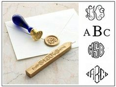 Please get me one with my initials!  -note to my pinterest fairy godmother, if she's listening