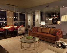 Condo Living Room Design Design, Pictures, Remodel, Decor and Ideas - page 4
