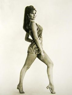 Raquel Welch - awesome