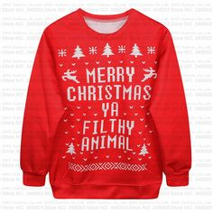Cheap christmas poem, Buy Quality sweater top directly from China christmas boutique Suppliers: Green Color Ugly Christmas Sweaters for Women and Men Full Beard Santa Claus Carry Present Bag Pullover SweateshirtsUS $