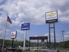 Subaru, Chevrolet