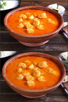 Prawns Curry / Shrimp Curry is a very easy to make and a spicy mouth-watering dish that tastes the best when served with hot steamed rice.