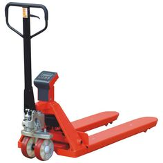 Weigh Scale Hand Pallet Truck 2000kg capacity
