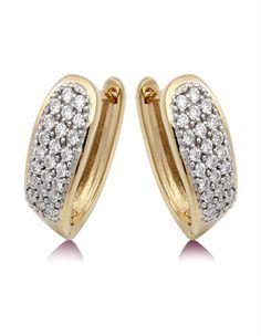 Online Diamonds Jewellery | diamonds4you.com Dazzling diamond hoops