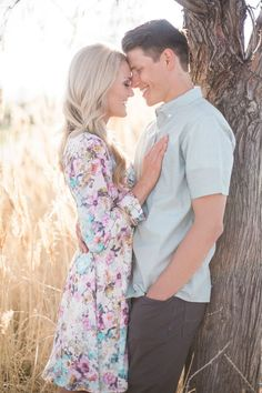 41 outdoor photoshoot spring engagement photos - 41 outdoor photoshoot spring e. Engagement Shots, Engagement Photo Outfits, Engagement Photo Inspiration, Engagement Couple, Country Engagement, Winter Engagement, Engagement Ideas, Wedding Engagement, Engagment Poses