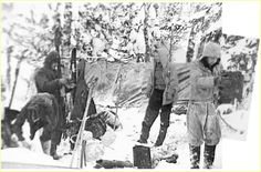 The Dyatlov Pass Incident - On February 20th, the Ural Polytechnic Institute formed a rescue party consisting of students, and faculty – to no avail.  Eventually, police and army forces mounted a full-scale official search and rescue party for the nine missing hikers