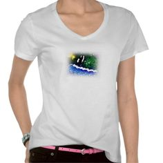 Earth day is every day, original Orca whale digital design on front and message on back $29.95