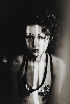 Anja, photography by Serge Filimonov