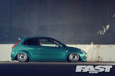 Modified Ford Fiesta Mk6 | Fast Car