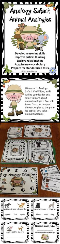 This is a 20 question analogies FREEBIE worksheet. It is good for ...