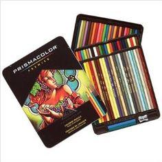 Prismacolor Soft Core Colored Pencils