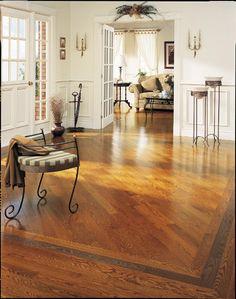 Diagonal Hardwood Floors Add Artistic Flair The Rooms