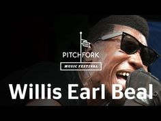 "▶ Willis Earl Beal performs ""Wavering Lines"" at Pitchfork Music Festival 2012 - YouTube"
