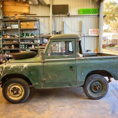LR serie 2 A pickup Land Rover Serie 1, Land Rover Defender, 4x4, City Car, Offroad, Volkswagen, Jeep, Monster Trucks, Land Rovers