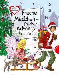 Freche Mädchen - frecher Adventskalender, Adventskalender