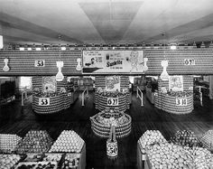 Swift & Co. Save A Nickel Store 4210 Tennyson, N 1940s by dockedship, via Flickr