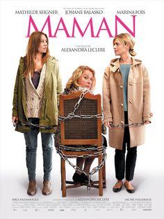 Photo (1 sur 10) du film Maman, avec Josiane Balasko, Mathilde Seigner