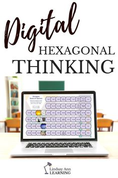 Hexagonal thinking is a fun and engaging active learning teaching strategy fo. Grammar Activities, Teaching Activities, Teaching Strategies, Poetry Activities, Teaching Tips, Classroom Activities, English Language, Language Arts, Language Development