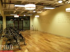 Yoga Studio - ready for grand opening - Design by Heidi Chapman of Space Reshape -  Ben Evans Photography