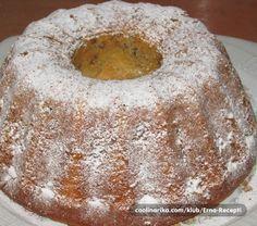 No Cook Desserts, Dessert Recipes, Cake Recipes, Rodjendanske Torte, Cheesecake Ice Cream, Kolaci I Torte, Pistachio Cake, Croatian Recipes, Best Food Ever