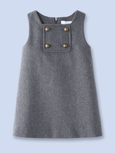 this may be the perfect winter dress - so simple - so perfect.