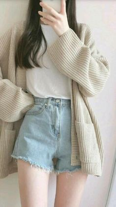Korean Girl Fashion, Ulzzang Fashion, Kpop Fashion Outfits, Girls Fashion Clothes, Girly Outfits, Look Fashion, Pretty Outfits, Asian Fashion Style, Cute Fashion Style