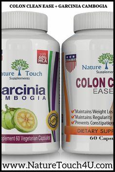 Colon Clean Ease + Garcinia Cambogia