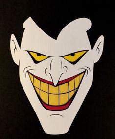 Batman Vs, Batman Comics, Dc Comics, Joker Pics, Joker Art, Joker Cartoon, Joker Drawings, Best Villains, Batman The Animated Series