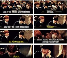 Deleted scene from Philosopher's Stone