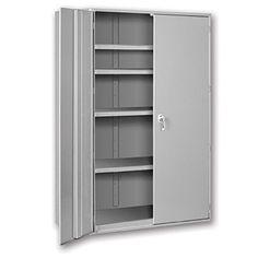 84 High Storage Cabinet
