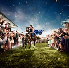Crabbies Grand National 2016 Retouch on Behance Mo Farah, Pose, Digital Art Photography, Grand National, Photo Retouching, Illustrations And Posters, Advertising Design, Print Ads, Photo Manipulation