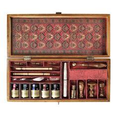 Amazon.com - Trianon Calligraphy Set