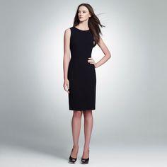 Jones New York: Dresses > Little Black Dress > Platinum Sheath Dress